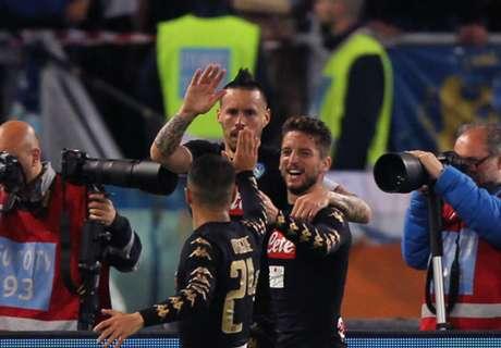 Report: Napoli 3 Udinese 0