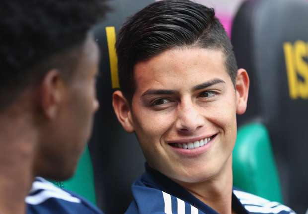 James Rodriguez happy with trophy-winning Bayern debut but warns there's more to come