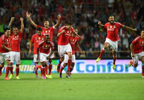 Report: Benfica 0-0 Rio Ave (3-2 on pens)