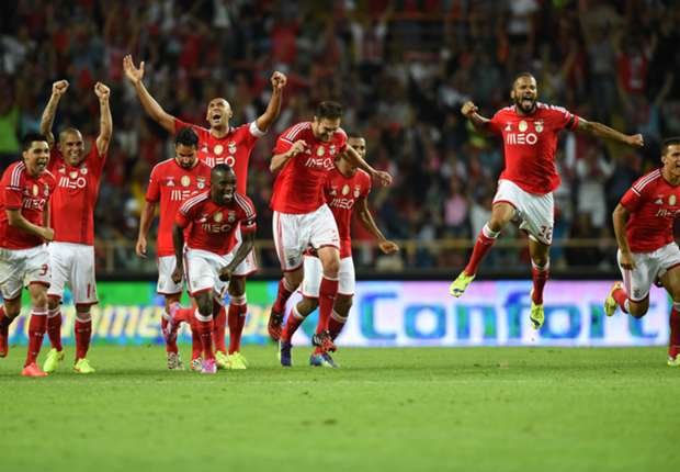 Benfica 0-0 Rio Ave (3-2 on penalties): Portuguese champions win another trophy