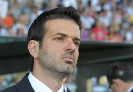 Stramaccioni in at Panathinaikos