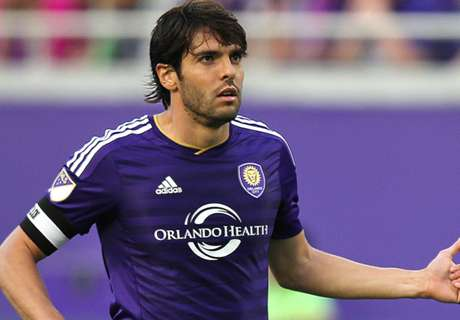 Kaka scores to rescue Orlando draw