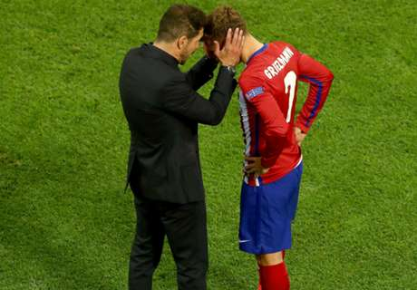 Griezmann feared Simeone joining PSG