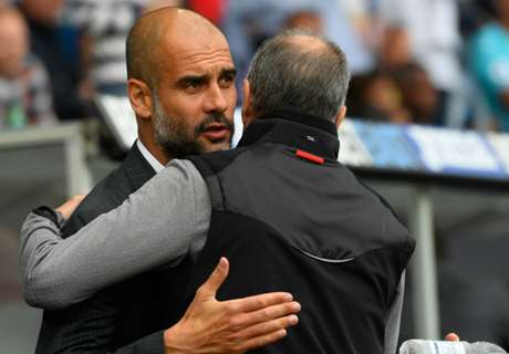 Pep: Top-four finish tough for us