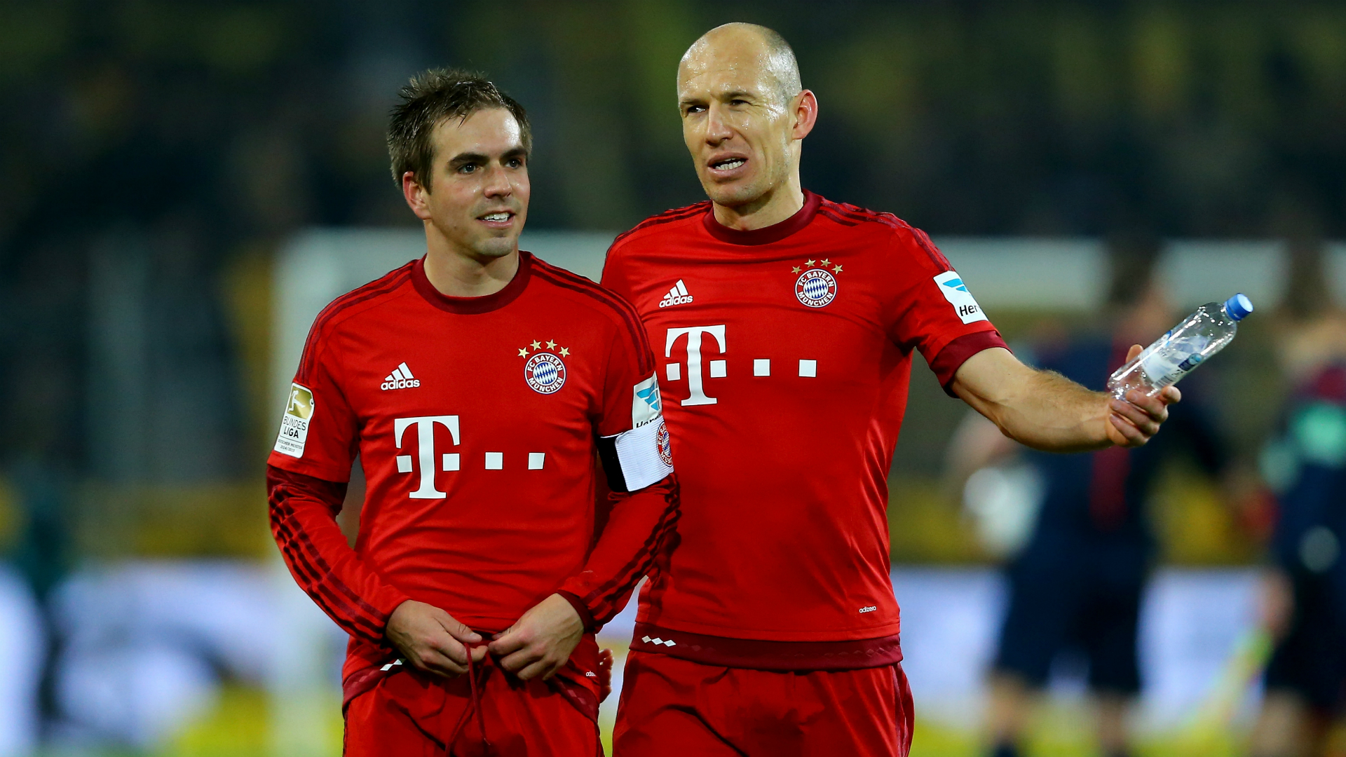 Bayern winger Ribery loses bid to be fit to face Arsenal