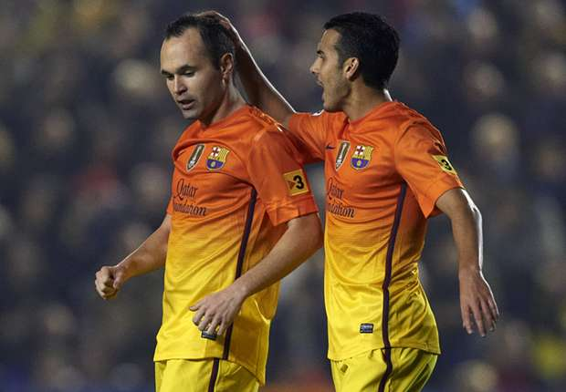 Pedro: My only goal is to continue at Barcelona