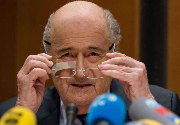 Blatter's lawyer confirms Fifa ban appeal