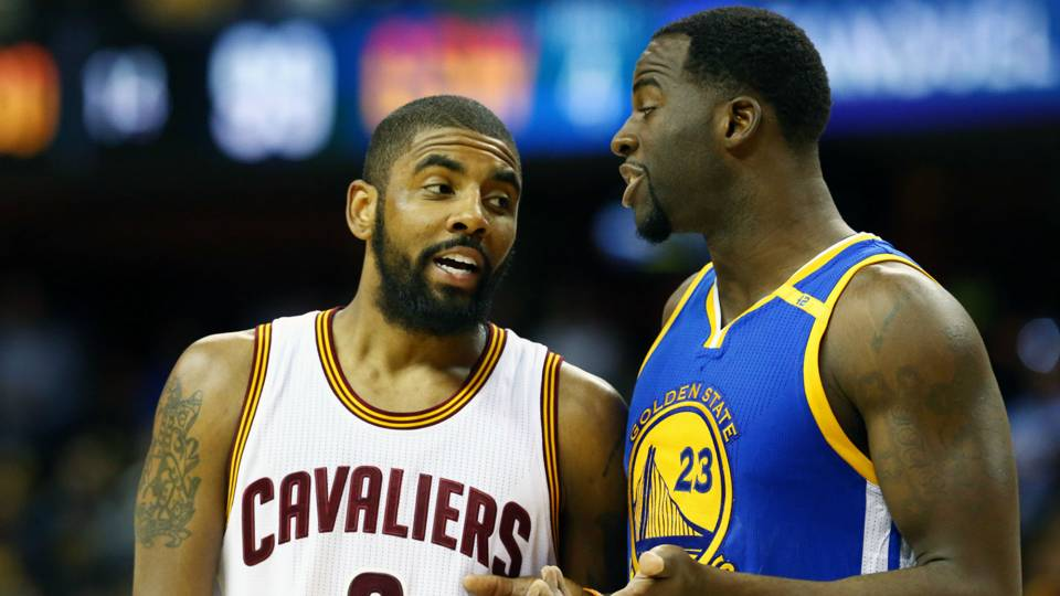 Kyrie Irving, Draymond Green
