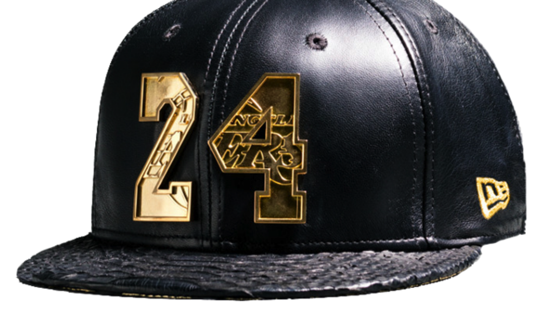 low priced f7688 03a37 ... lakers are selling 38024 hat and snakeskin jersey in honor of kobe  bryant nba sporting news ...