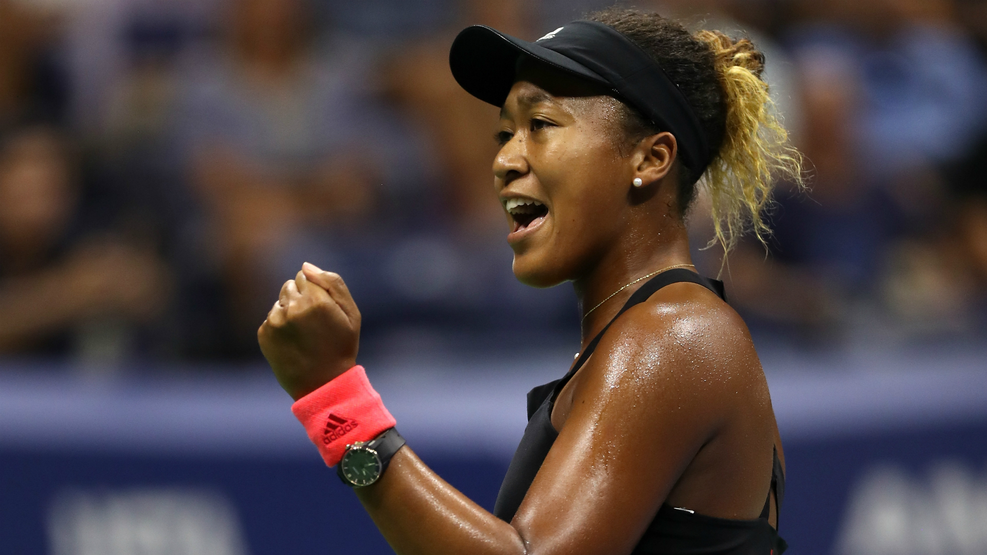 Serena Williams vs Naomi Osaka, US Open 2018 final