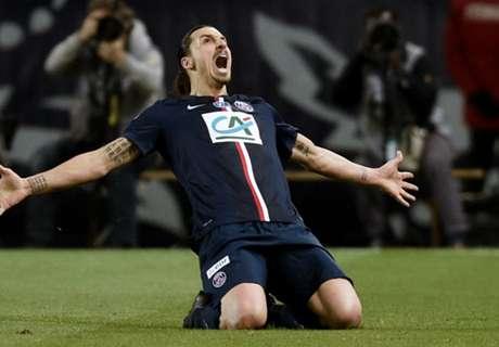 Zlatan a born champion - Marquinhos