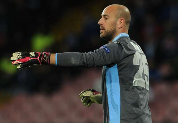 Liverpool keeper Reina would consider future MLS move