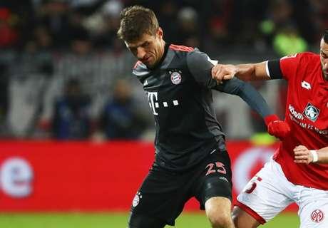 Ancelotti lauds 'intelligent' Muller