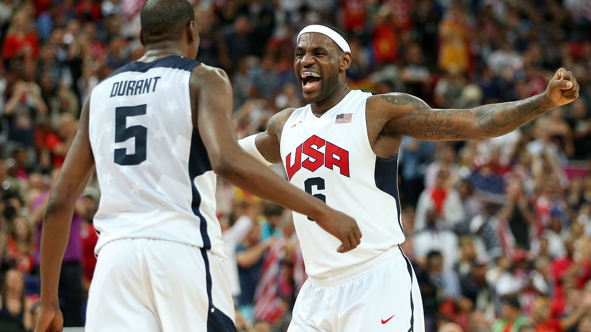 LeBron, Curry headline all-star U.S. squad to 2020 Olympics