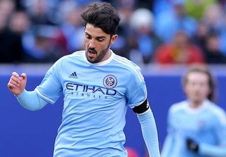 MLS Review: Villa keeps NYCFC top