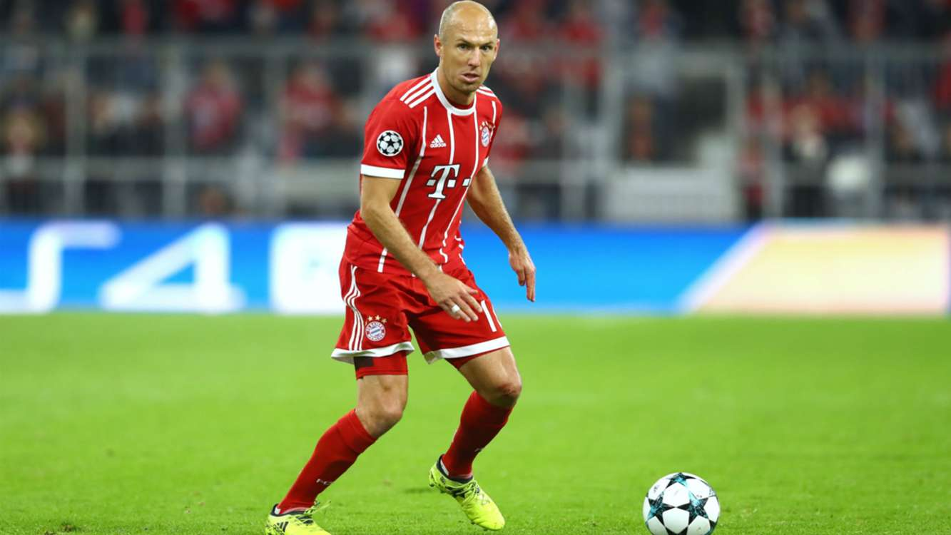 Robben slams Bayern performance despite 3-0 Anderlecht win