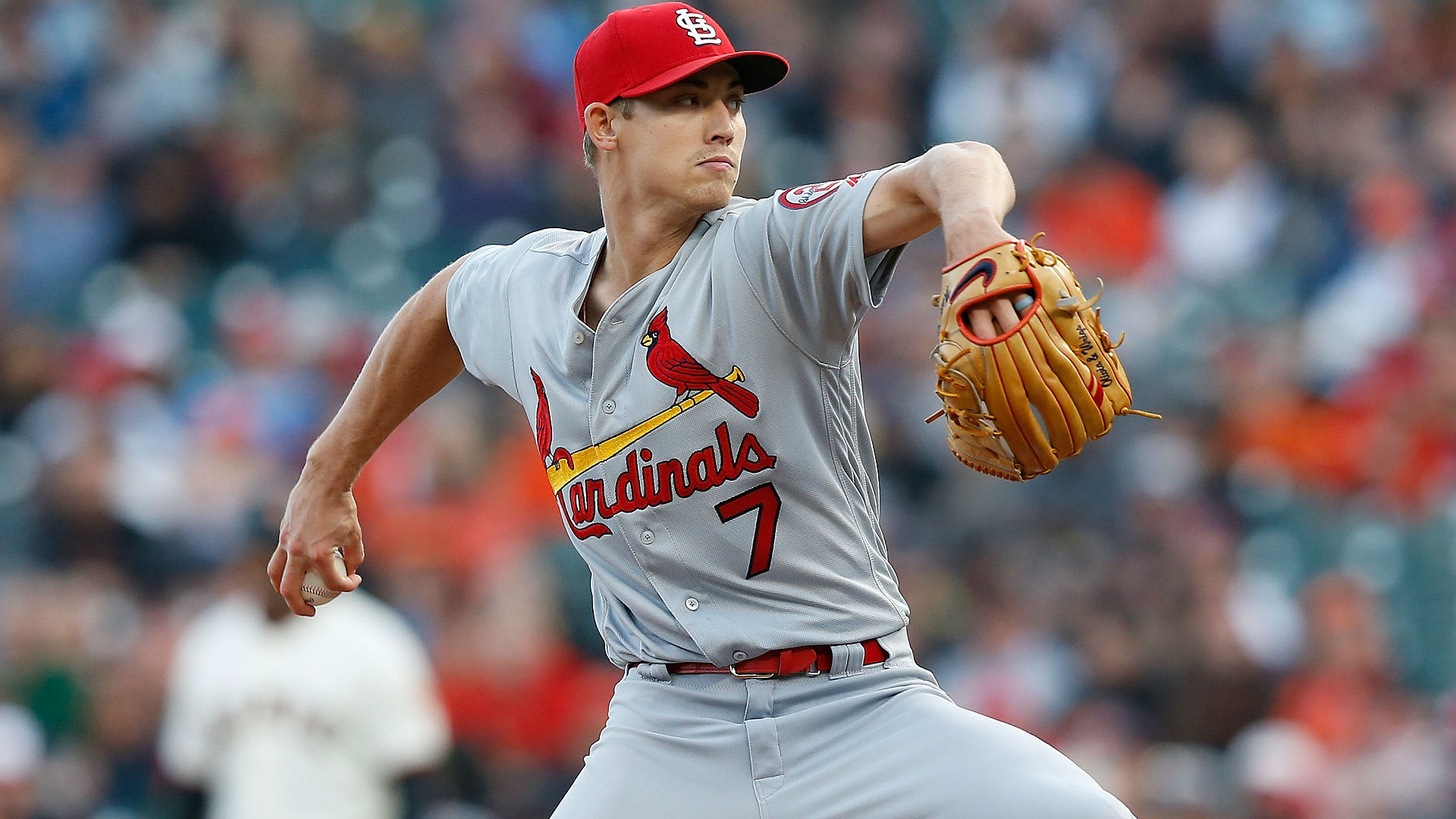 Cardinals pitcher Luke Weaver misses start after slicing finger on aluminum foil