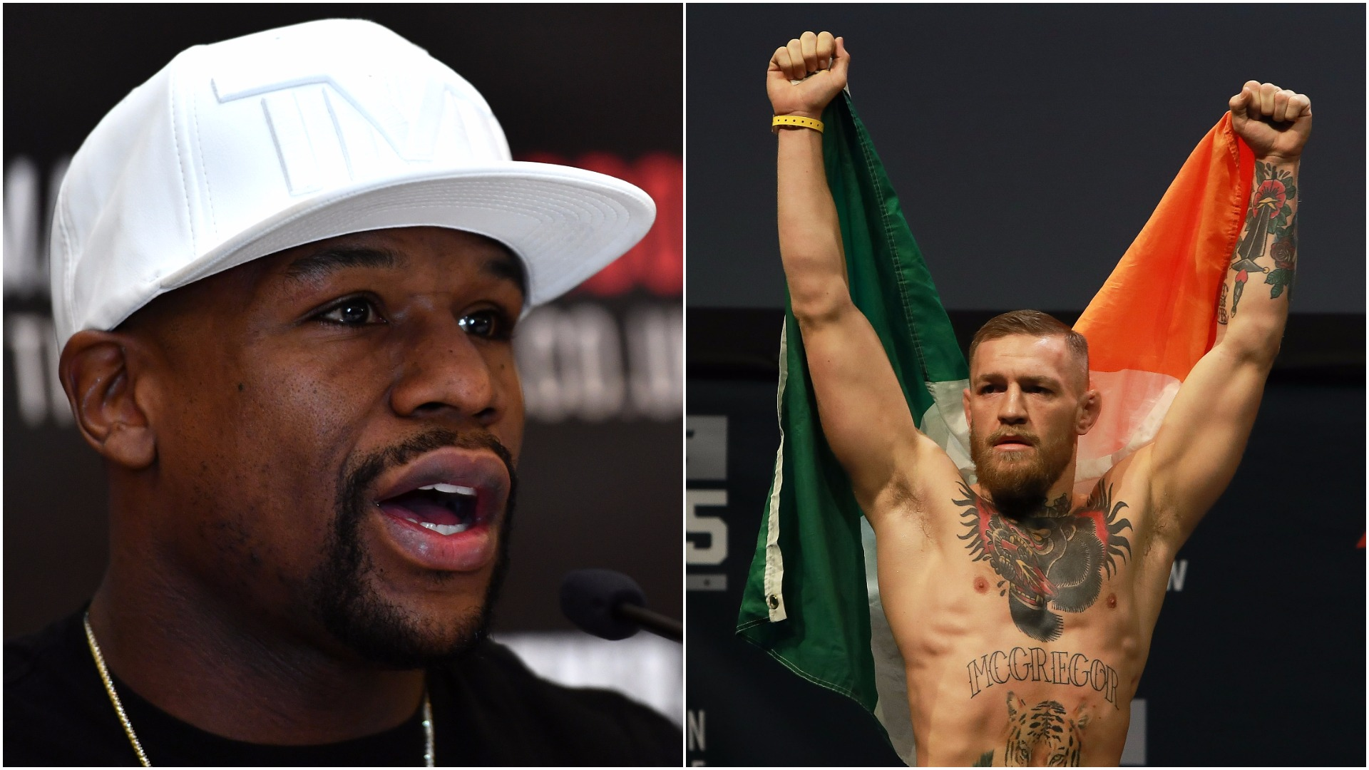 Fight with Mayweather could be McGregor's last