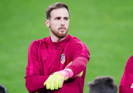Simeone will make late Oblak call