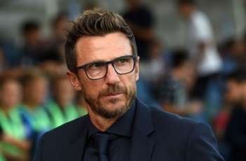 Swap spaghetti for burgers? Di Francesco not considering Premier League move