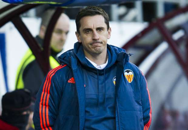 Gary Neville: I SHOULDN'T be next England or Manchester United manager