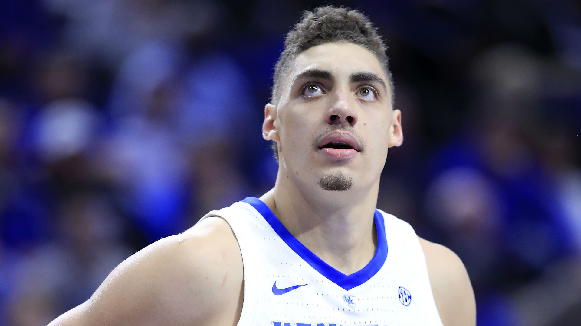 Kentucky's Reid Travis ruled out vs. Missouri with sprained knee