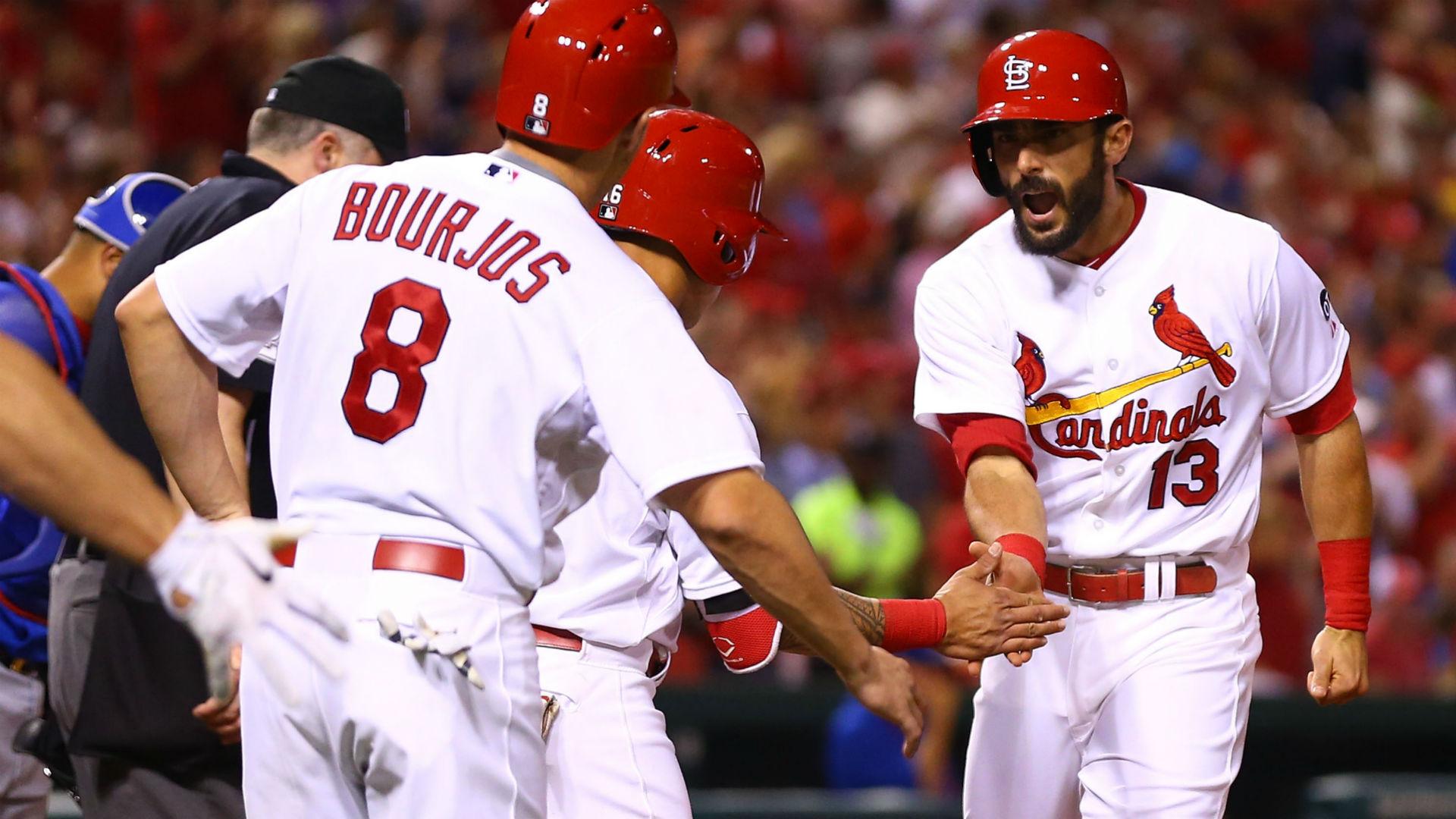 MLB Nightly 9: Carpenter helps Cardinals make history