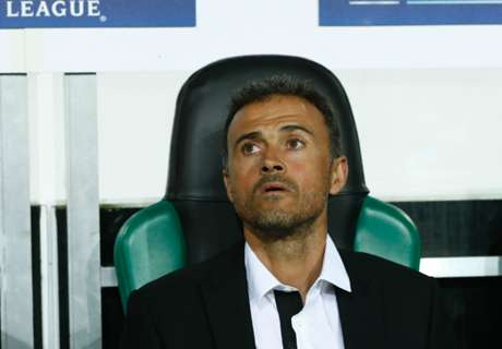 Luis Enrique: Barca deserved win