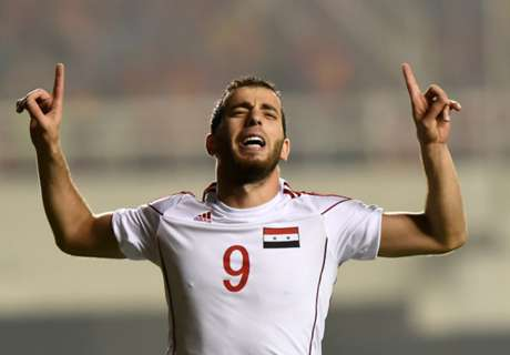 Syria stuns China in World Cup clash