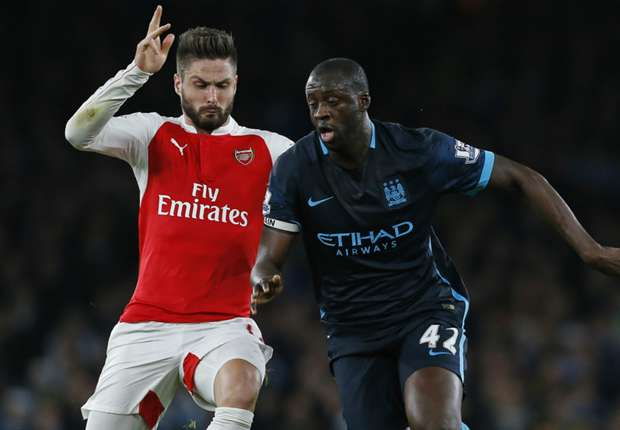 Toure adamant Man City can still be champions despite deficit