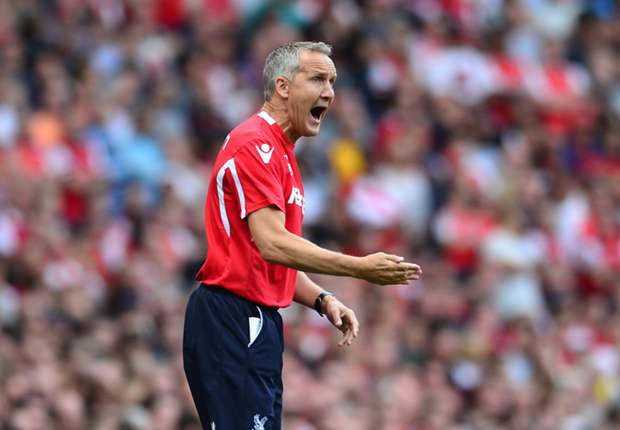 Millen ready to lead Crystal Palace recruitment