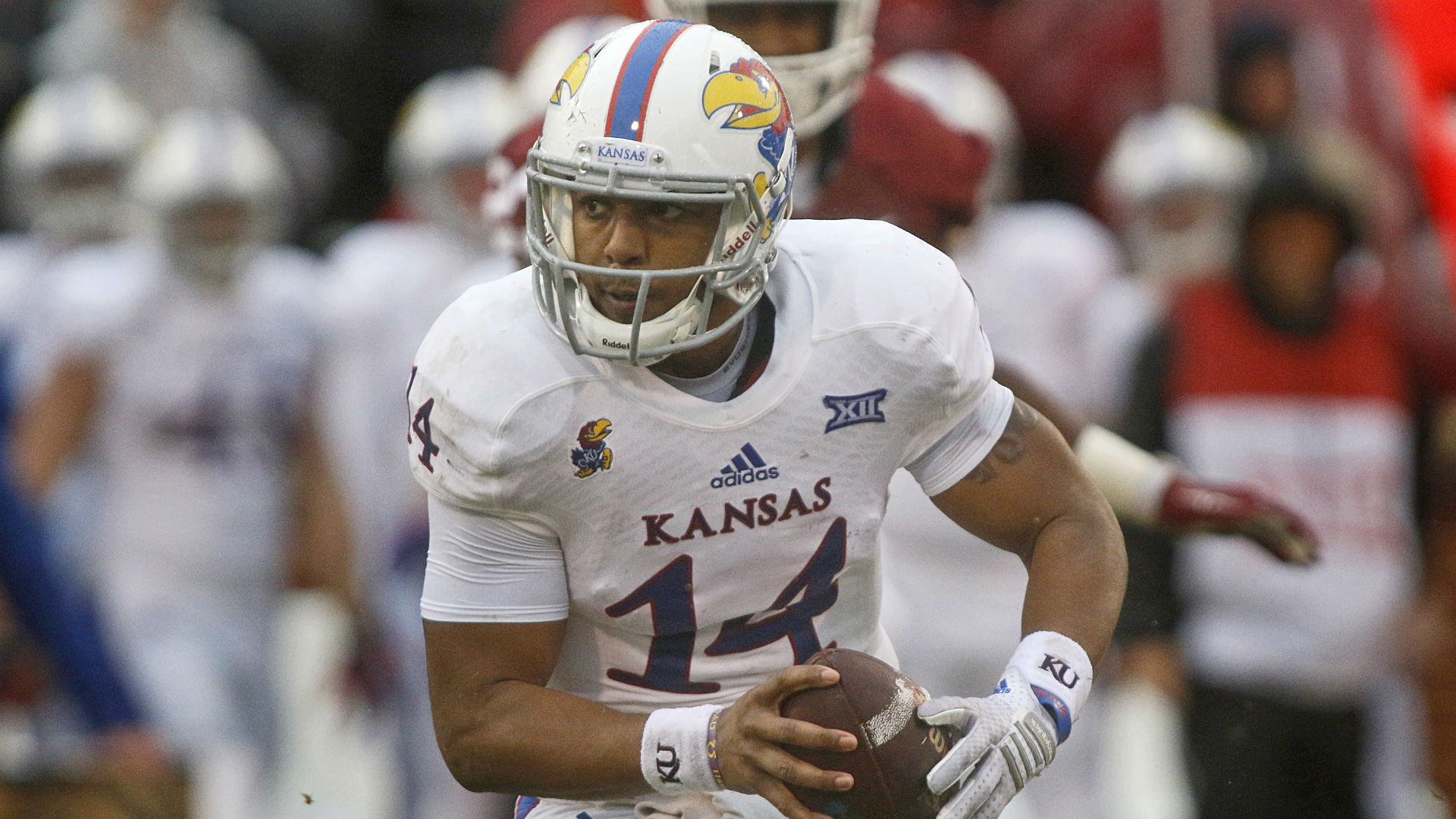 Kansas QB Michael Cummings will need knee surgery, coach says