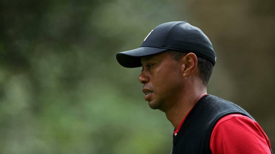 Tiger Woods fades at Riviera   I got tired   bdd04850066