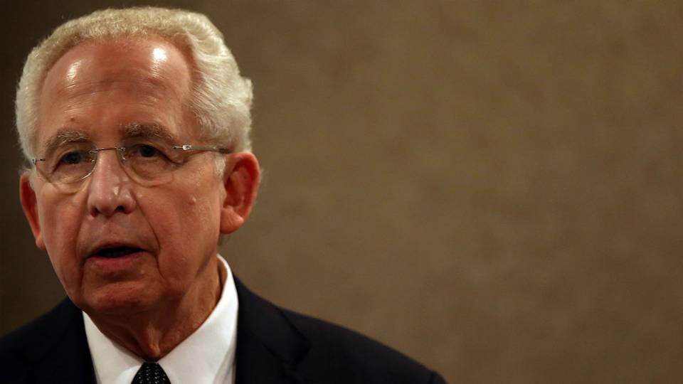 SEC commissioner Mike Slive