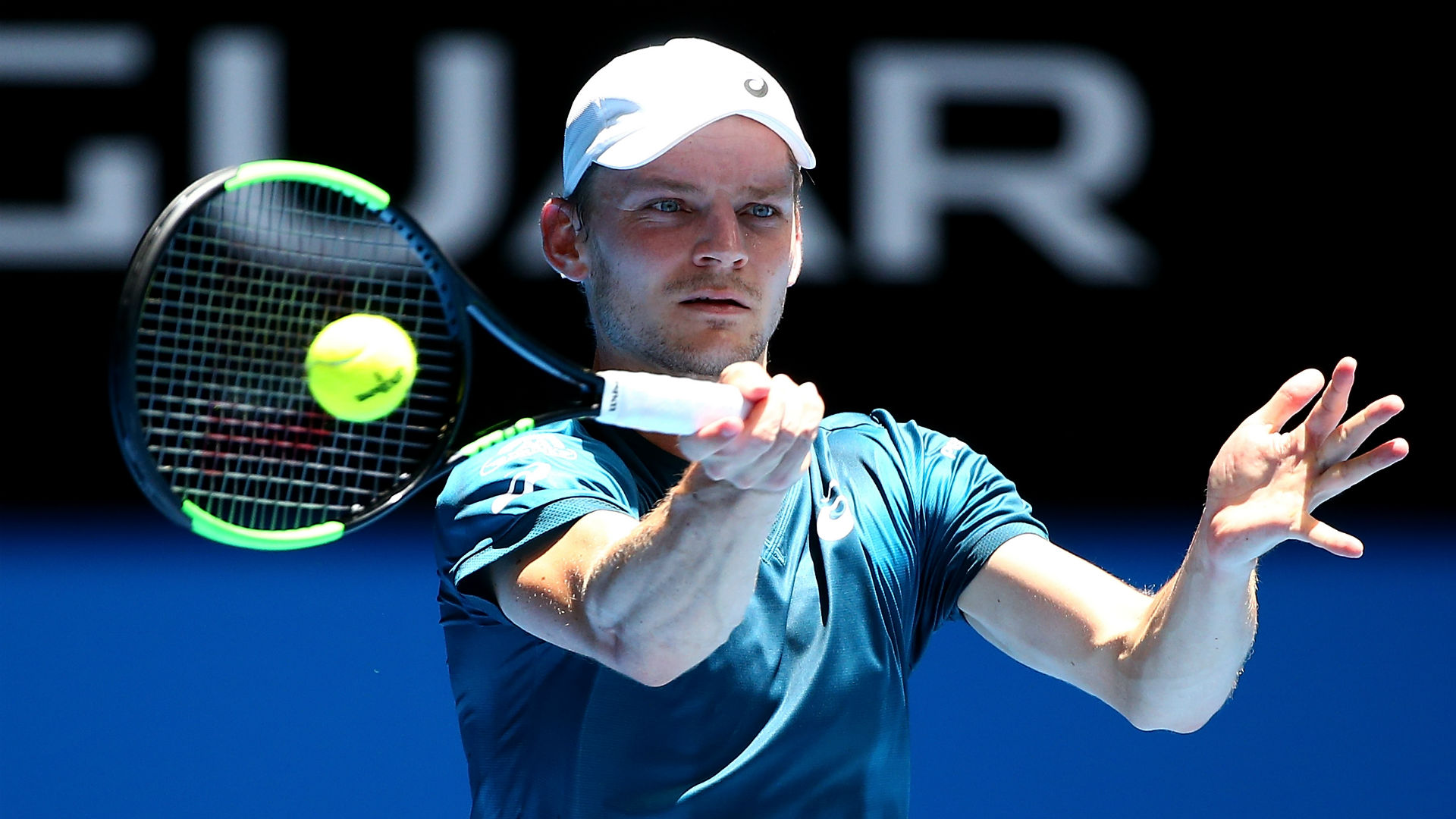 Goffin suffers painful exit in Rotterdam