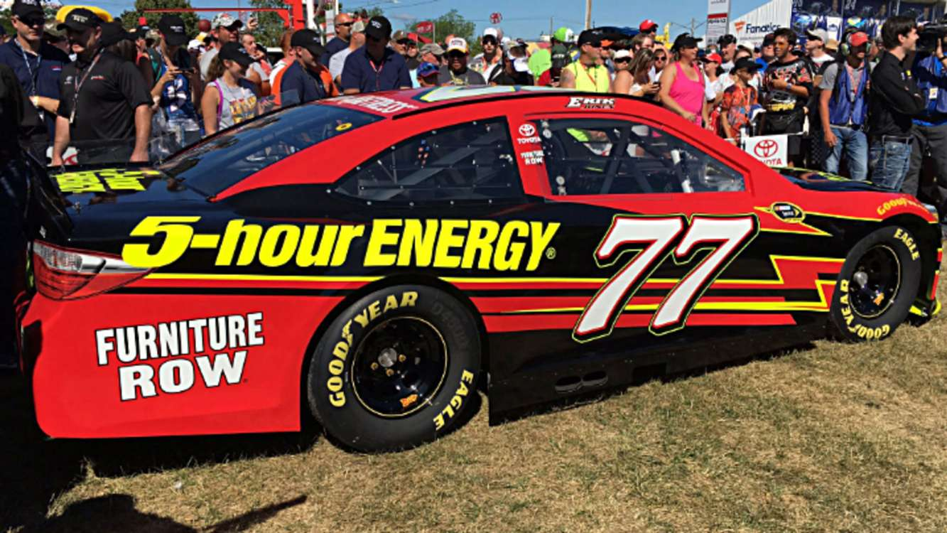 Motorsport furniture row racing announces second team for Furniture row racing