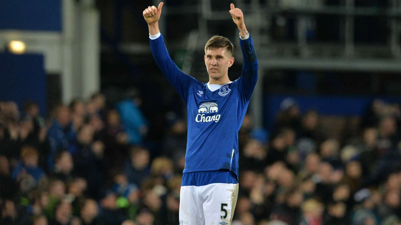 Manchester City seal John Stones signing