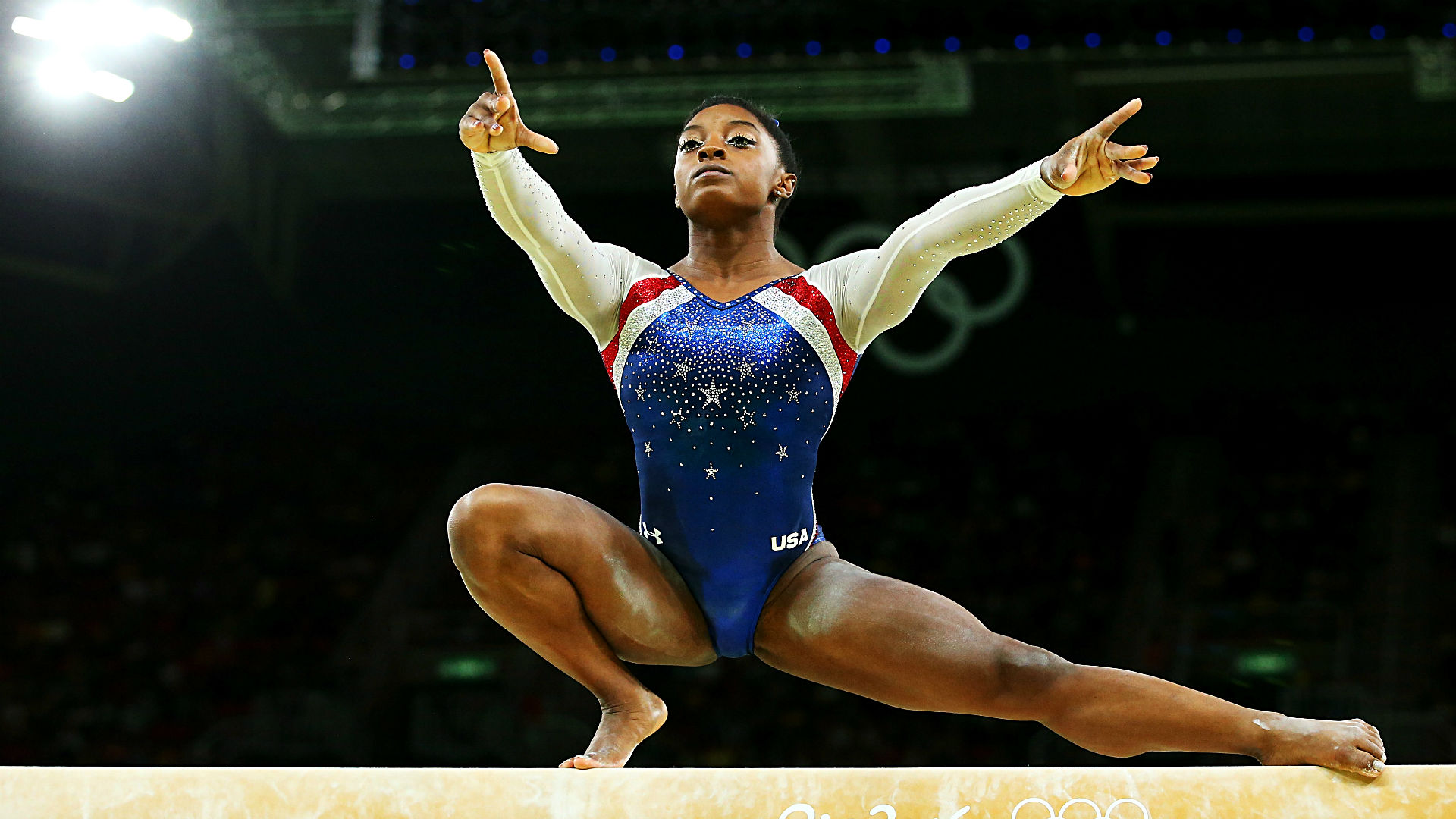 Rio Olympics 2016 Simone Biles On Gold Fame And One Huge