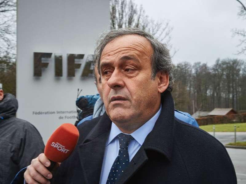 Platini: I want Uefa presidency back before Euro 2016