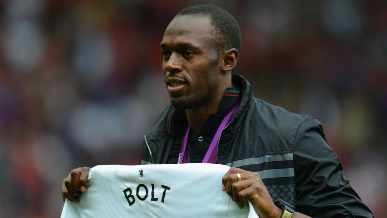 Usain Bolt waiting on Jose Mourinho's call to join Manchester United