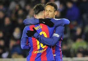 Neymar marca por tercer partido consecutivo, la mejor apuesta en el Eibar - Barcelona
