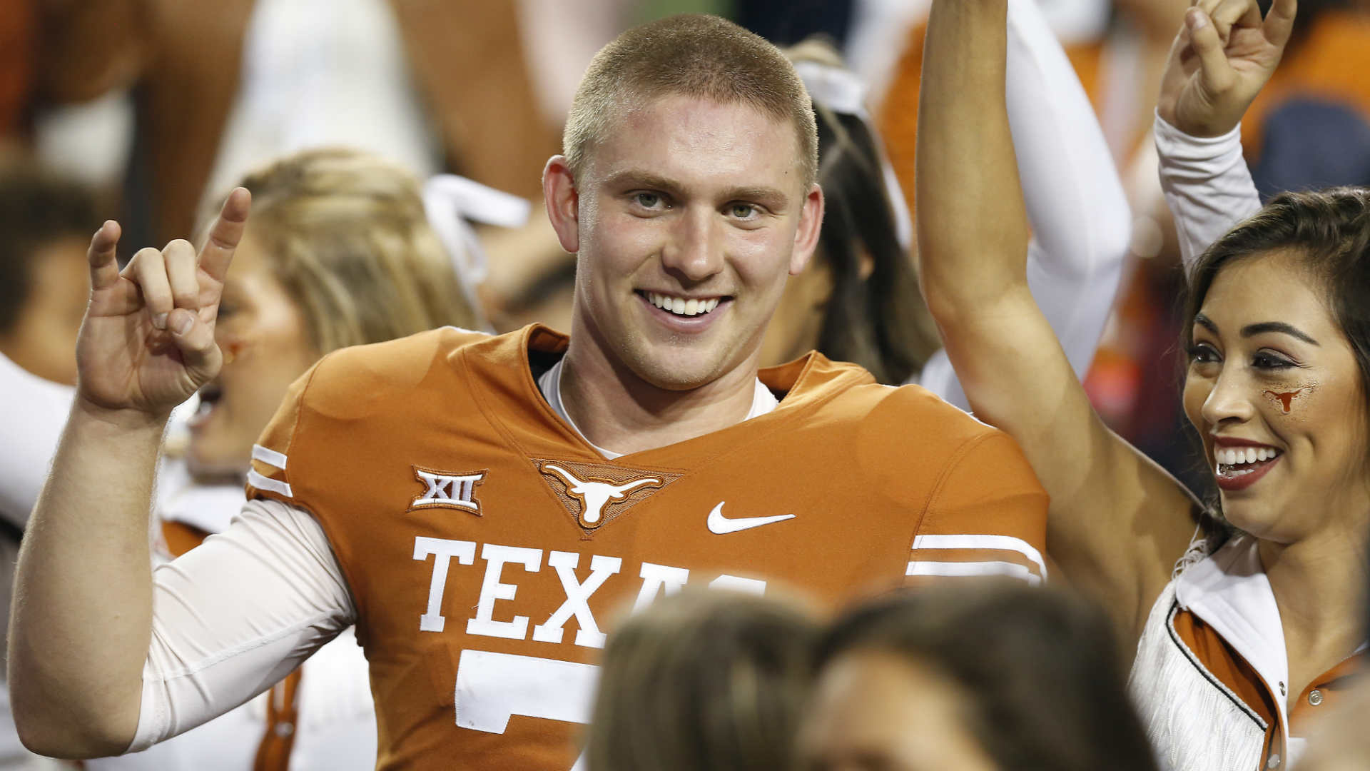 Texas QB Shane Buechele Intends to Enter Transfer Portal