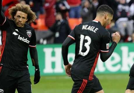 MLS Review: Mullins hat trick