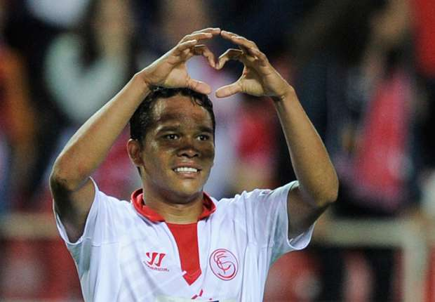 Bacca warns Sevilla after Valencia victory: Second leg will be a final