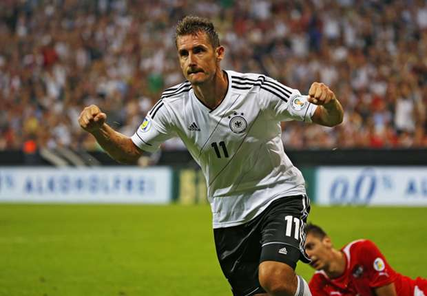 Germany-Chile Preview: Klose has record in sight against Sampaoli's men