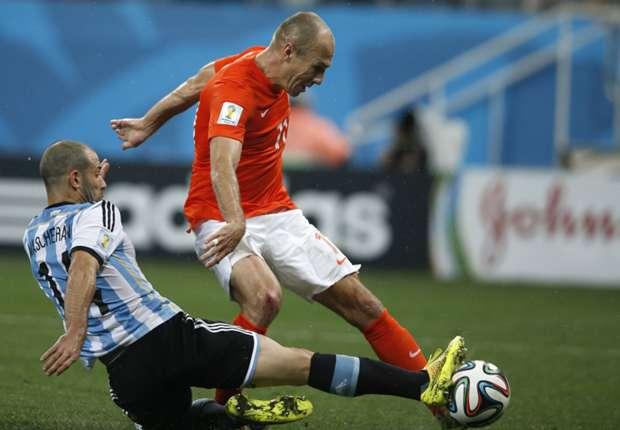 Man of the Match: Netherlands 0-0 Argentina (2-4 Pens)