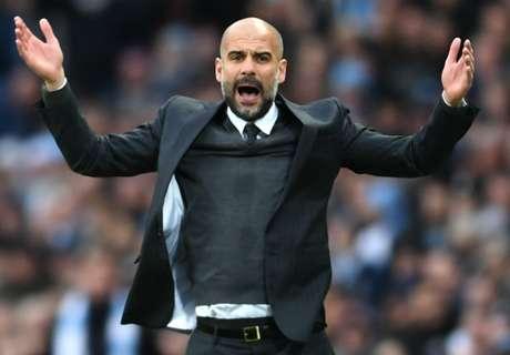 I am so proud of Man City, praises Pep