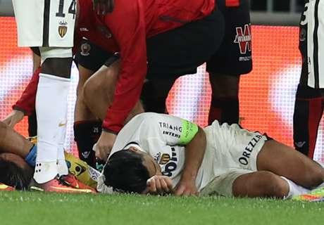 Jardim: Falcao still in hospital