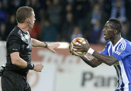 Referees attacked after Bosnian clash