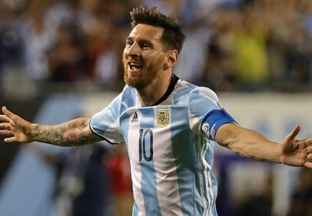 Lionel Messi's hat-trick inspire Argentina